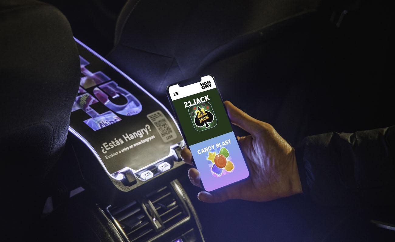 eGoGames Uber Cabify