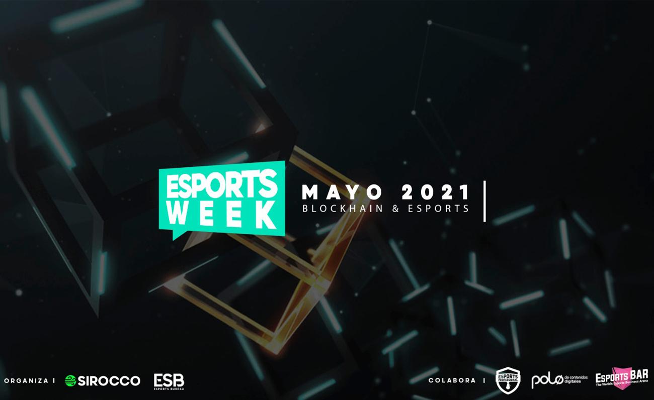 Esports Week Blockchain