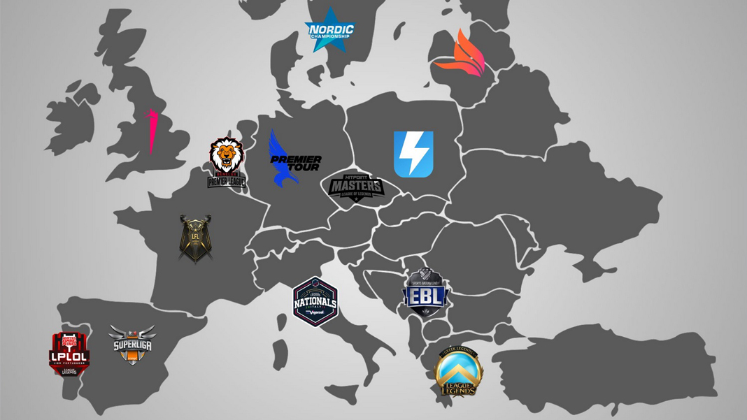 Europe Regional League LoL
