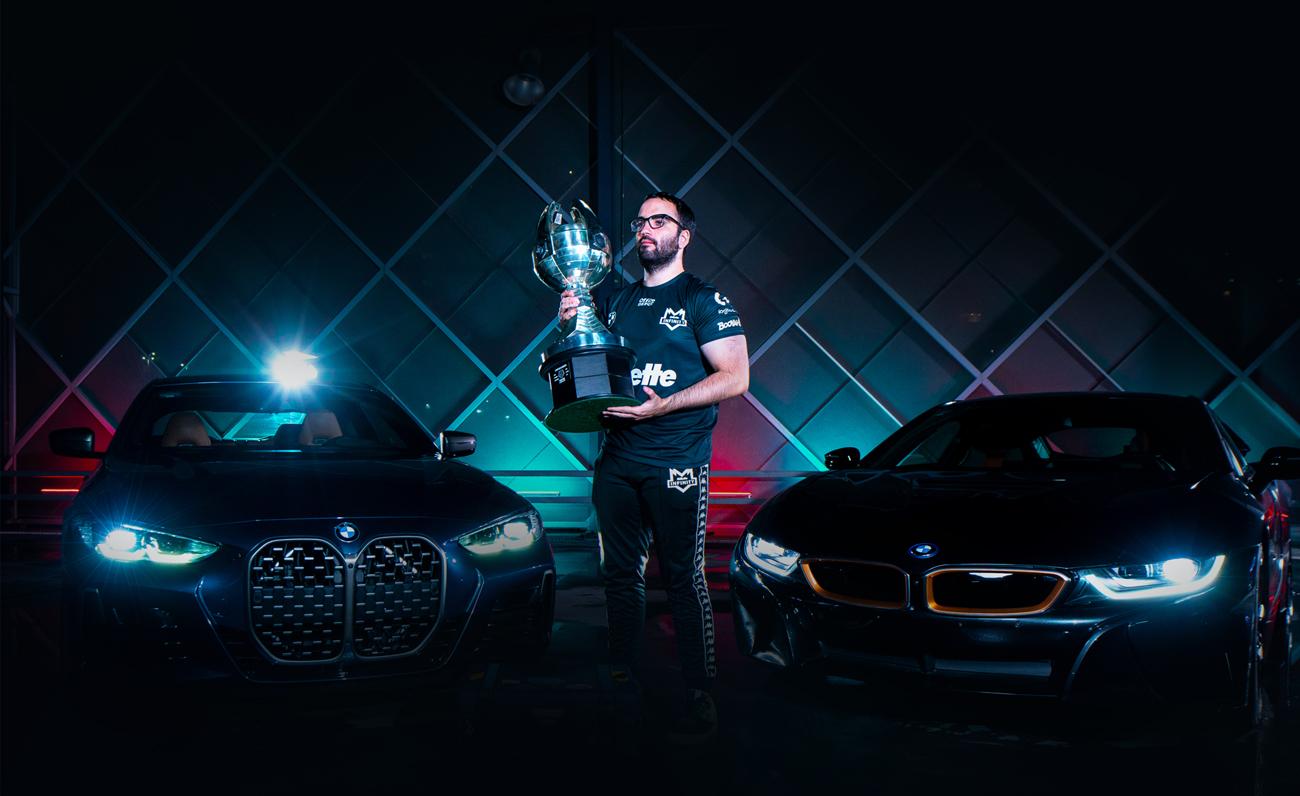 Infinity Esports BMW