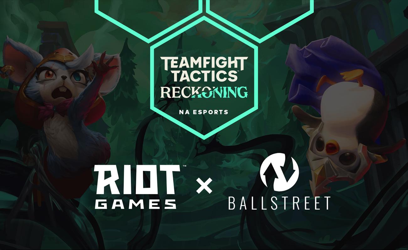 Riot Games Ball Street