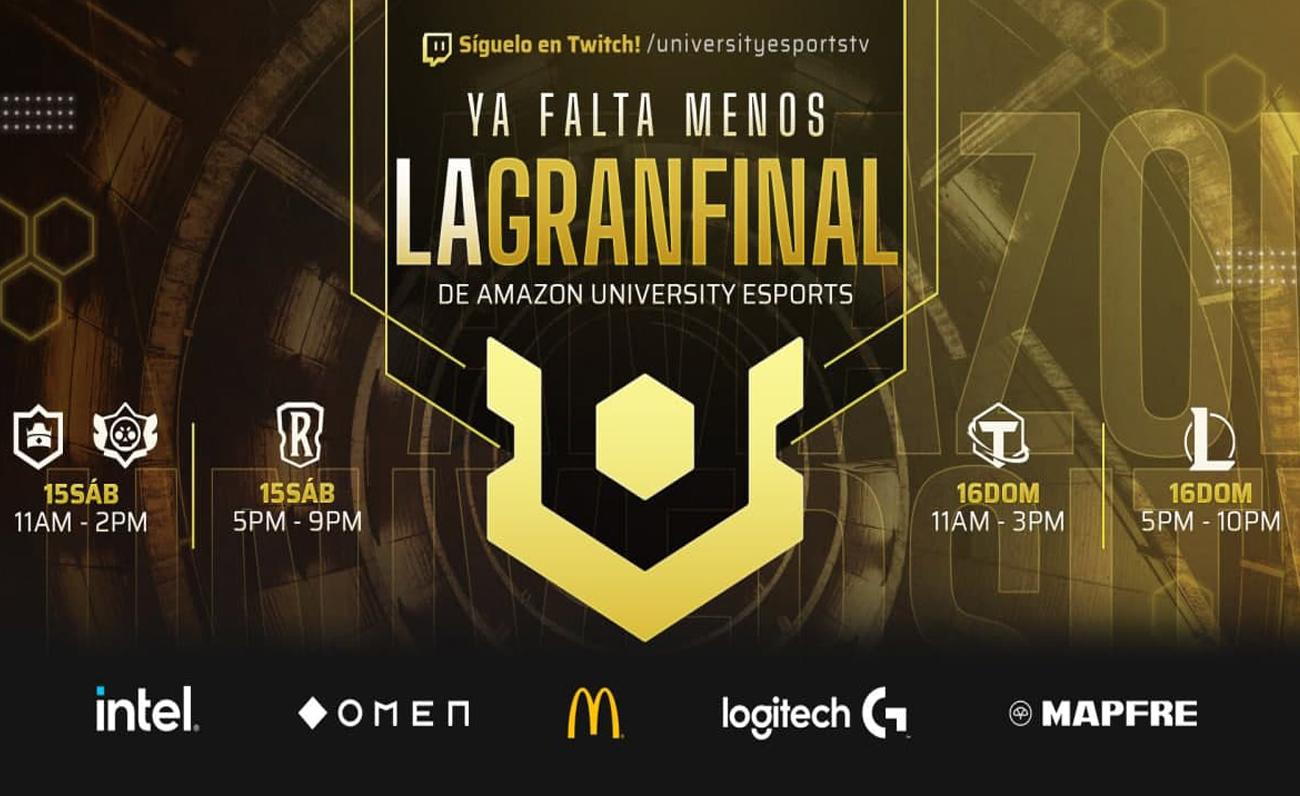 Final Amazon University