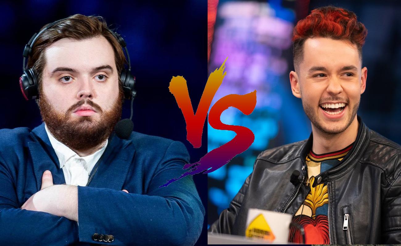 Ibai vs TheGrefg