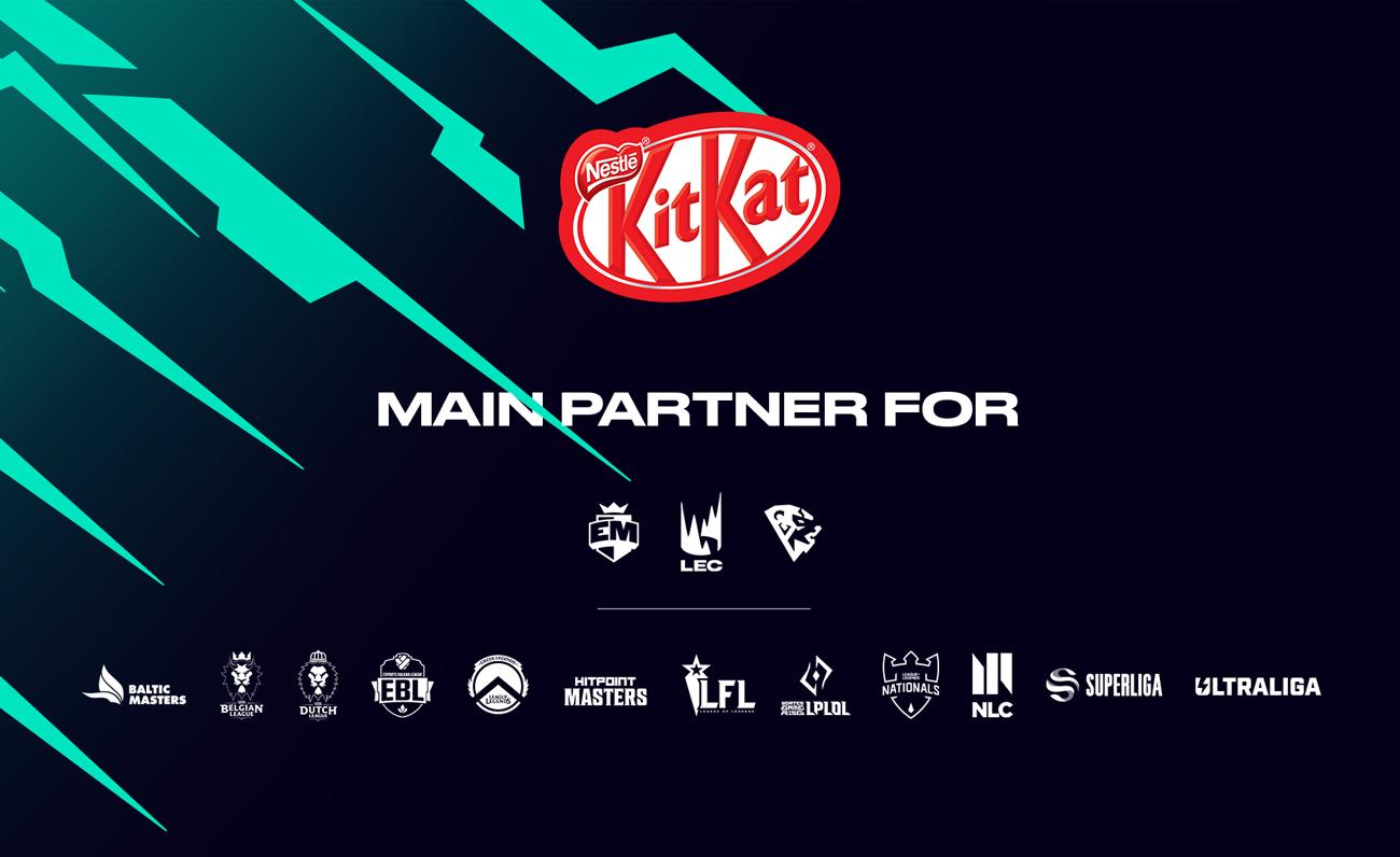 KitKat Riot Games