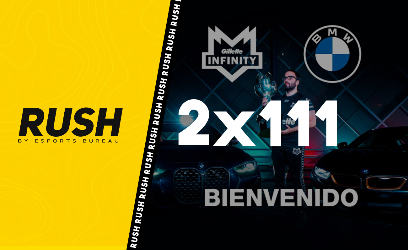RUSH Temporada 2 Episodio 111