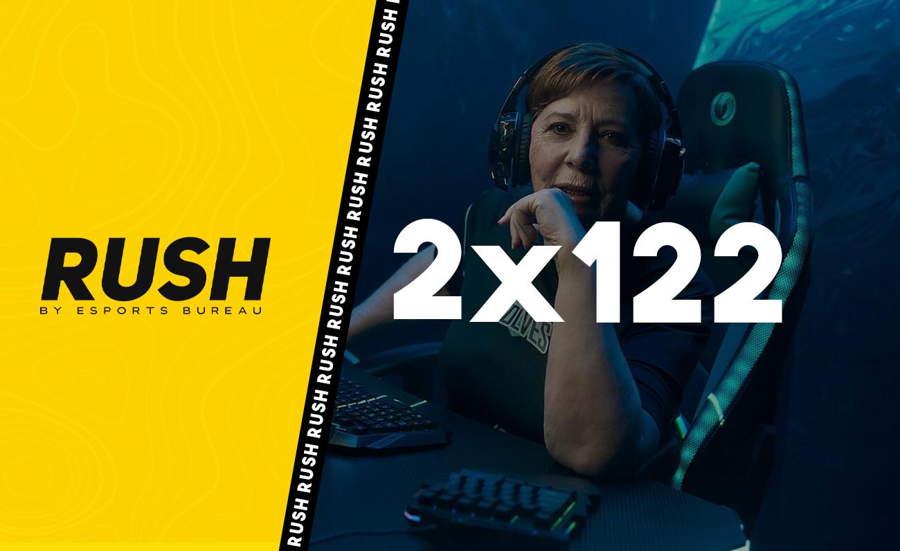 RUSH Temporada 2 Episodio 122