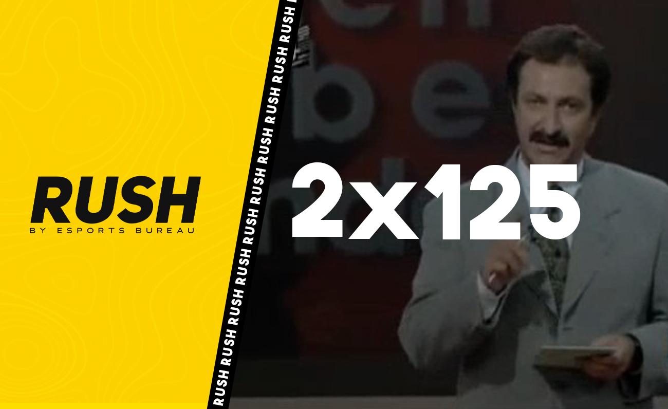 RUSH Temporada 2 Episodio 125