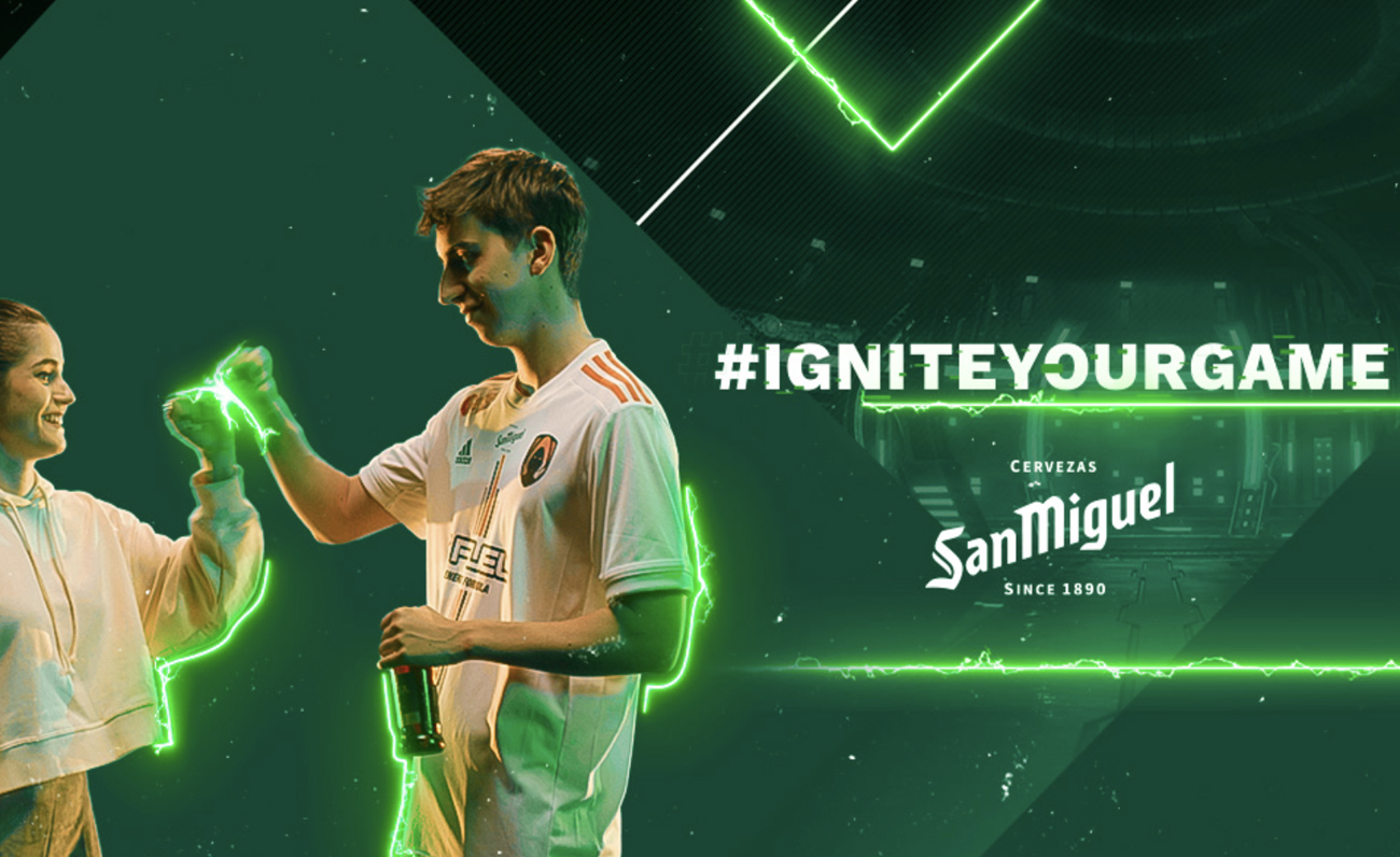 San Miguel Ignite Your Game