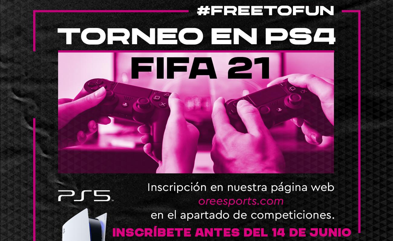 ORE Esports FIFA