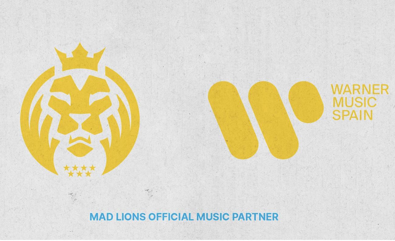 MAD Lions Warner Music