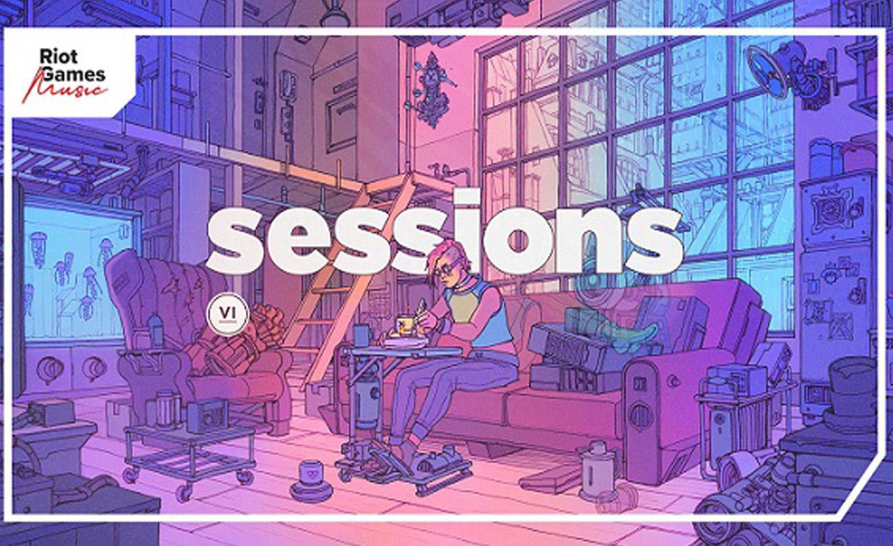 Riot Games Sessions Vi