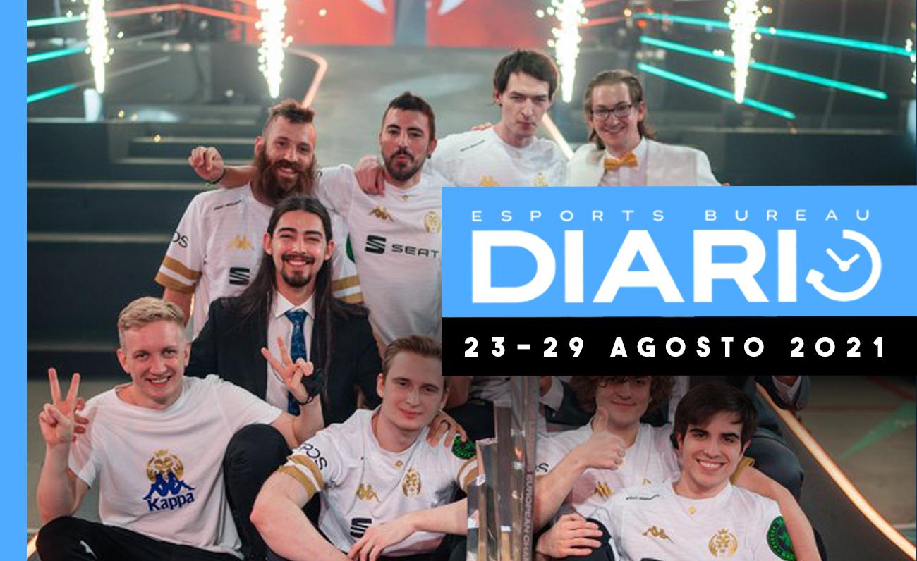 ESB Diario 23-29 Agosto 2021