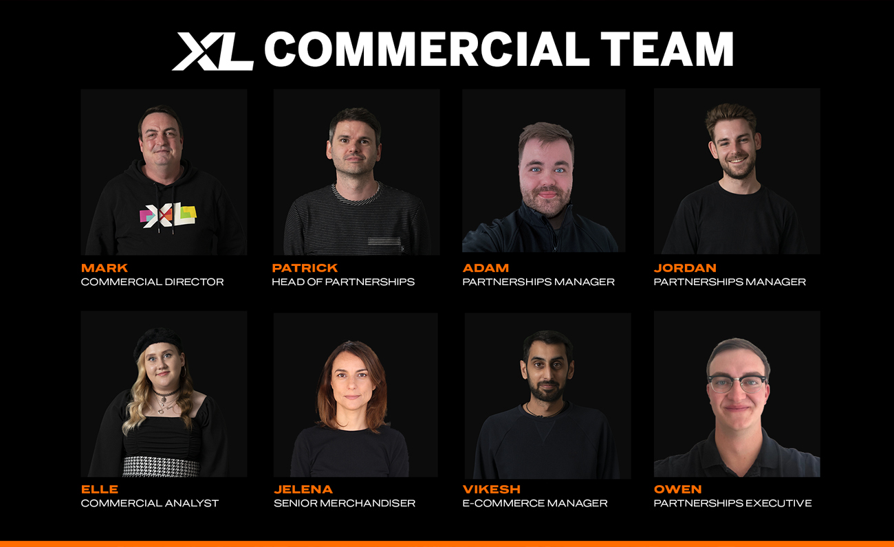 EXCEL Commercial TEAM
