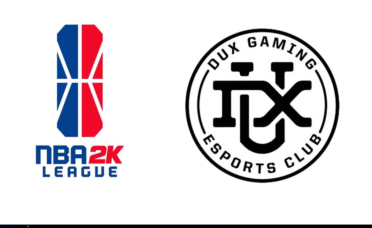 NBA 2K League DUX Gaming