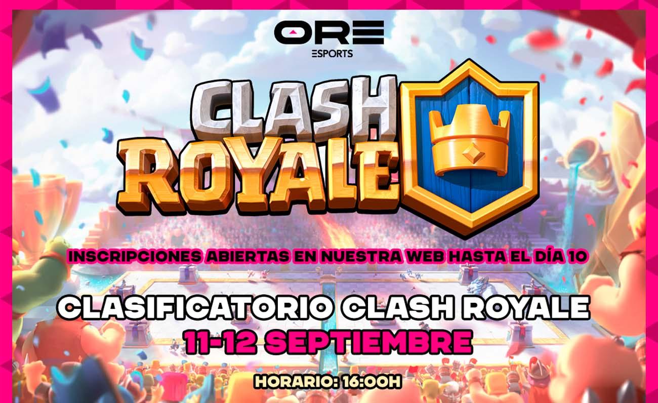 ORE Esports Clash Royale