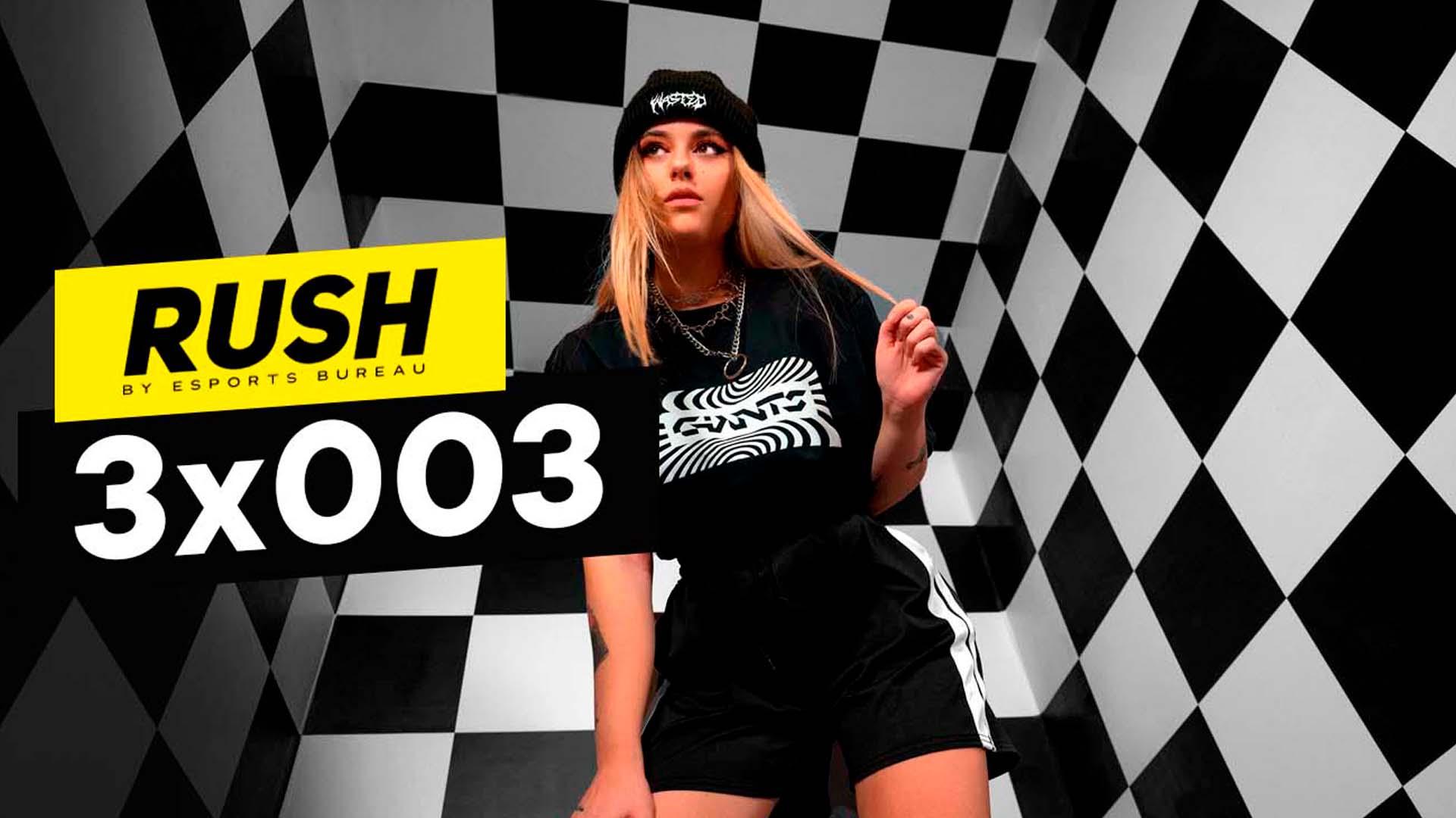 RUSH Temporada 3 Episodio 3