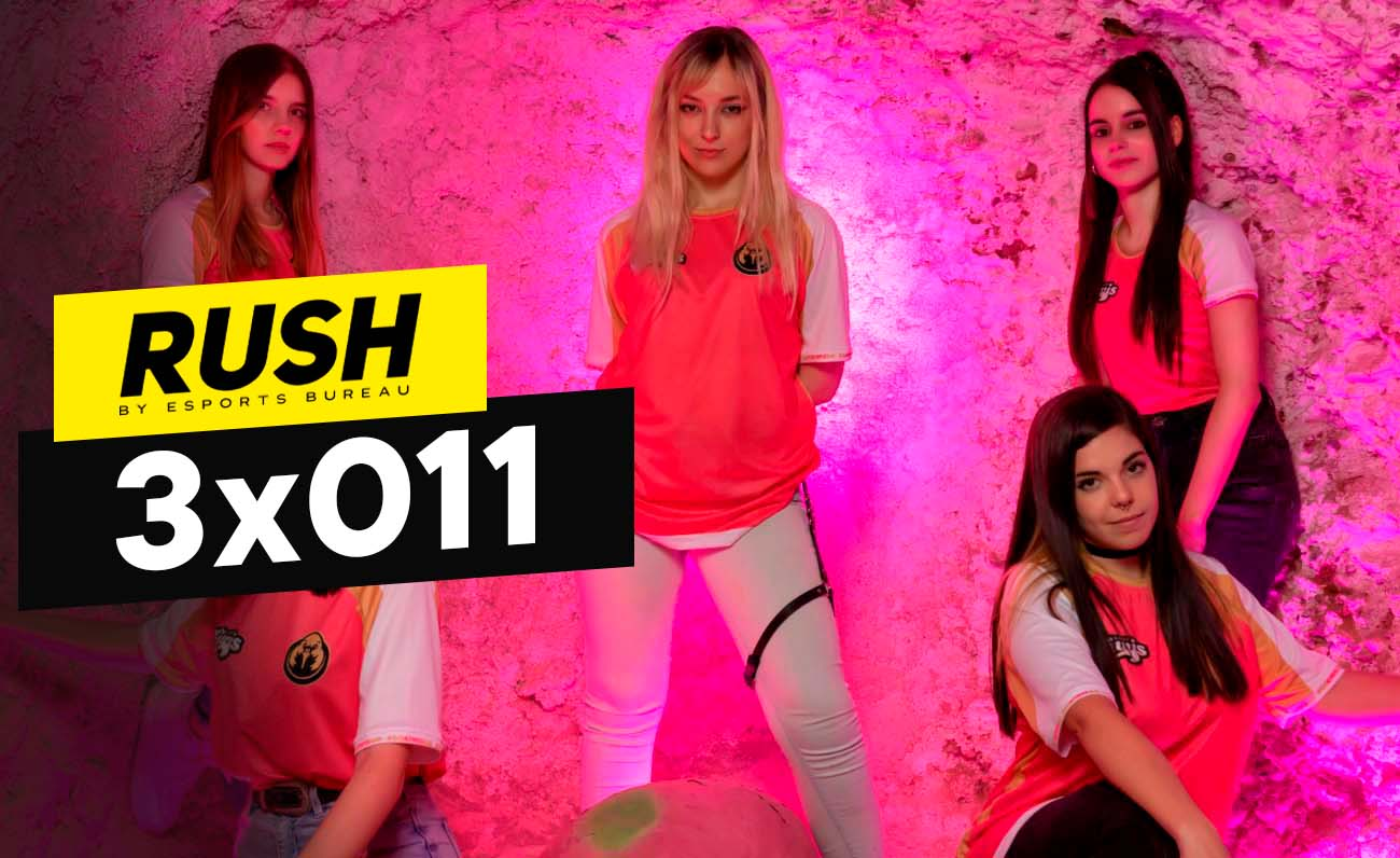 RUSH Temporada 3 Episodio 11