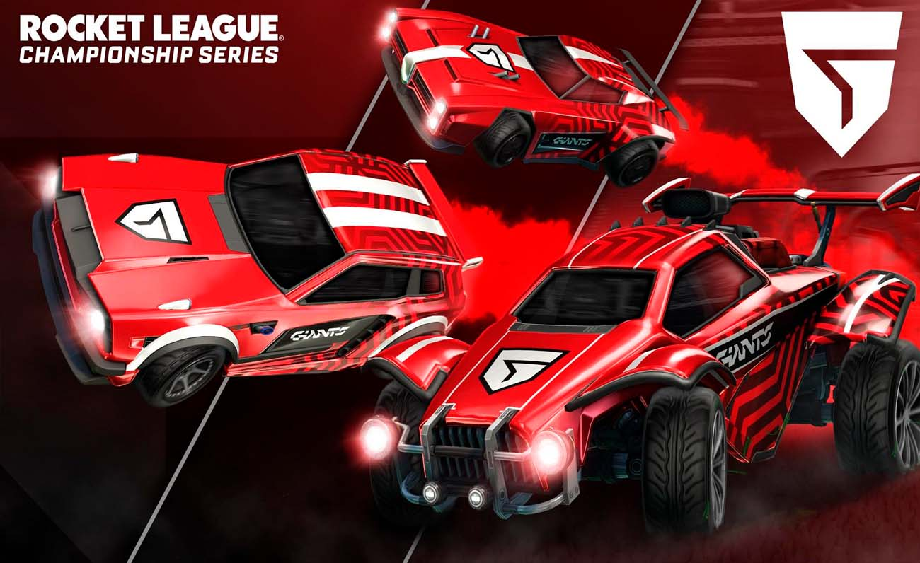 Vodafone Giants Rocket League