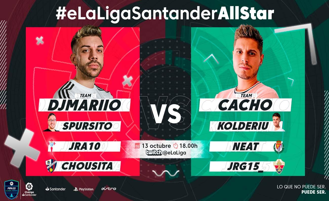 eLaliga Santander 5